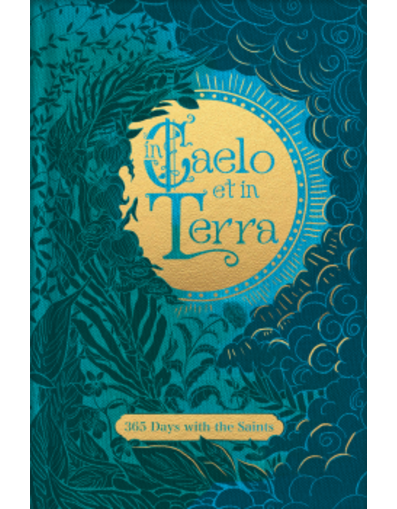 Pauline Books & Publishing In Caelo et in Terra: 365 Days with the Saints