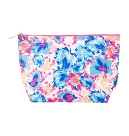 Mary Square Carryall- Peony Sorbet
