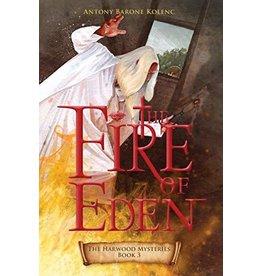 OakTara The Fire of Eden - Chronicles of Xan Book 3