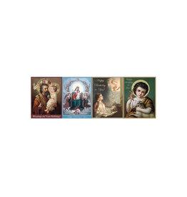 Saints Galore Catholic Publishing Happy Birthday Assortment box of 12 cards