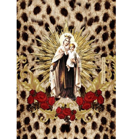 Blessed Americas Our Lady of Mount Carmel Scarf