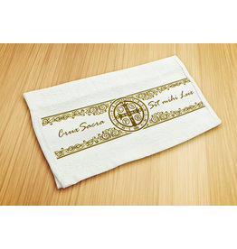 Blessed Americas St. Benedict Hand Towel