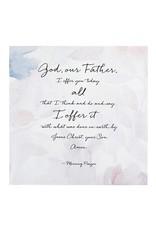 "Gerffert 10"" x 10"" The Morning Prayer Canvas"