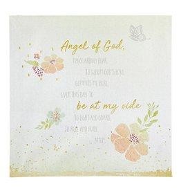 """Gerffert 10"""" x 10"""" Guardian Angel Prayer Canvas"""