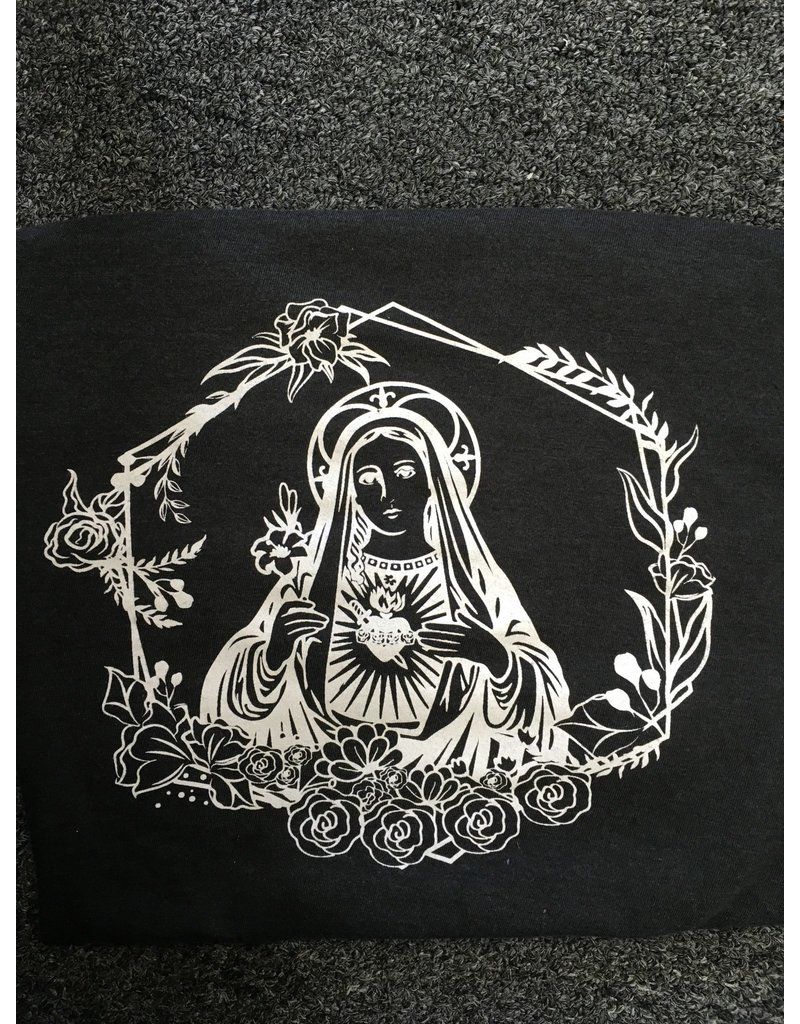 QOA Catholic Immaculate Heart of Mary Sport-Tek T-Shirt