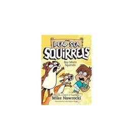Tyndale Kids Boy Meets Squirrels (Dead Sea Squirrels #2)
