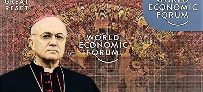 Archbishop Viganò - The Great Reset: The Latest Great Lie