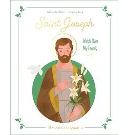 Magnificat Saint Joseph: Watch Over My Family