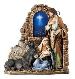 Avalon Gallery 11.5'' Bethlehem Star Nativity Statue