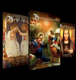 Benedictus Benedictus Latin Mass Magazine