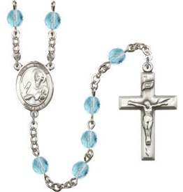 Bliss Manufacturing St. Maria Faustina Rosary