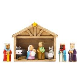 Little Drops of Water Little Drops of Water: Nativity Set