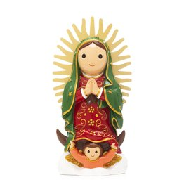 Little Drops of Water Little Drops of Water: Our Lady of Guadalupe Statue