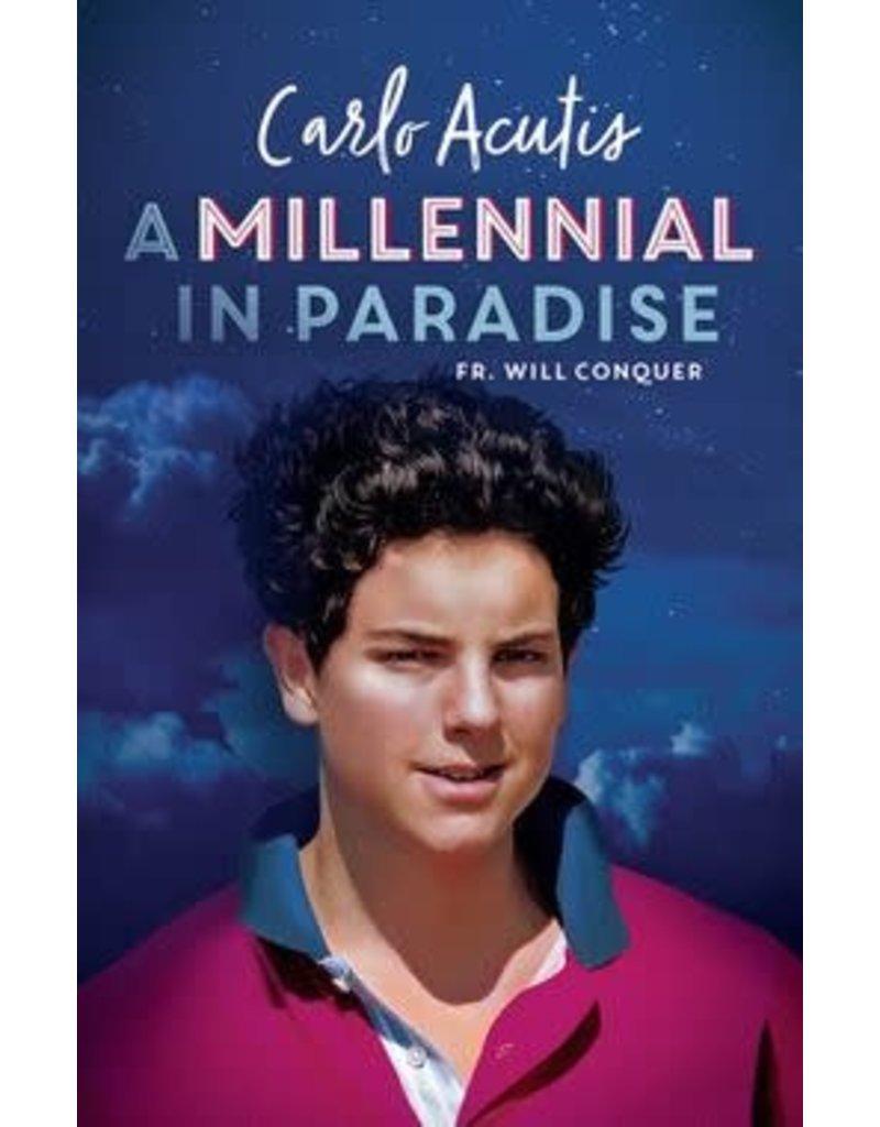 Sophia Institute Press A Millennial in Paradise: Carlo Acutis