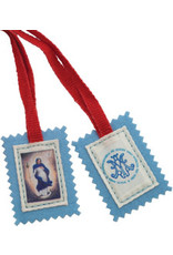 Marian Press Blue Scapular