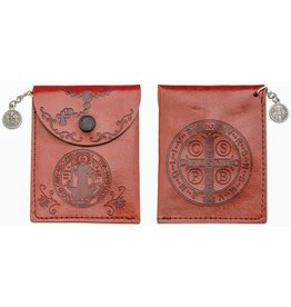 Marian Press St. Benedict Rosary Pouch