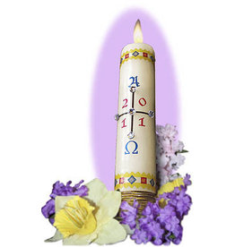 Illuminated Ink 2021 Paschal Candle Kit