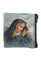McVan Our Lady of Sorrows Rosary Pouch