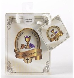Lumen Mundi First Communion Gift Bag Medium