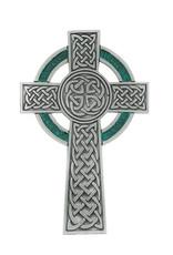 "McVan 5.5"" Pewter Celtic Cross"