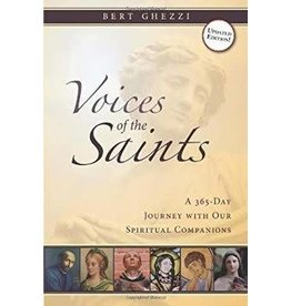Loyola Press Voices of the Saints: A 365-Day Journey with Our Spiritual Companions