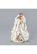 "Roman, Inc 10"" Joy to the World Holy Family Statue"