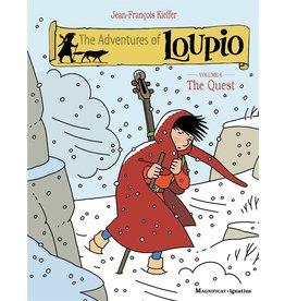 Ignatius Press The Adventures of Loupio, Volume 6