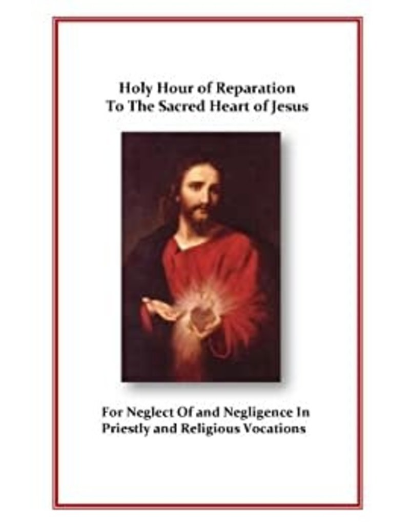 Sensus Traditionis Press Holy Hour of Reparation