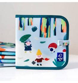 Jaq Jaq Bird Doodle It and Go Erasable Book- Gnomes