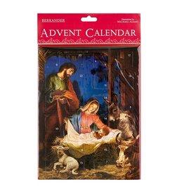 Berkander For Unto You Is Born A Savior Advent Calendar
