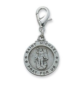 McVan St. Michael Clippable Charm