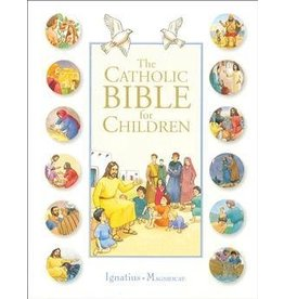 Ignatius Press The Catholic Bible for Children