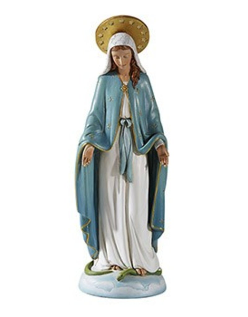 """Christian Brands 8"""" M.I. Hummel Our Lady of Grace Statue"""