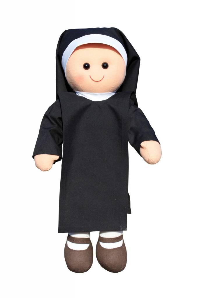 Sister Softy Sister Gertrude Nun Doll