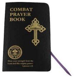 Roman Catholic Gear Combat Prayer Book