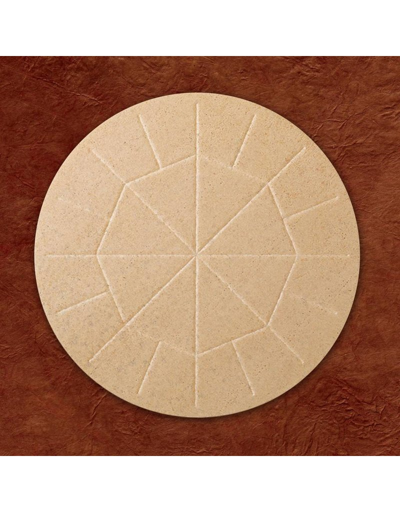 "Cavanagh Altar Bread 5 3/4"" (146mm) - Whole Wheat - Box of 25"