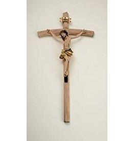 """Religious Art Inc 29"""" Oberammergau Crucifix"""