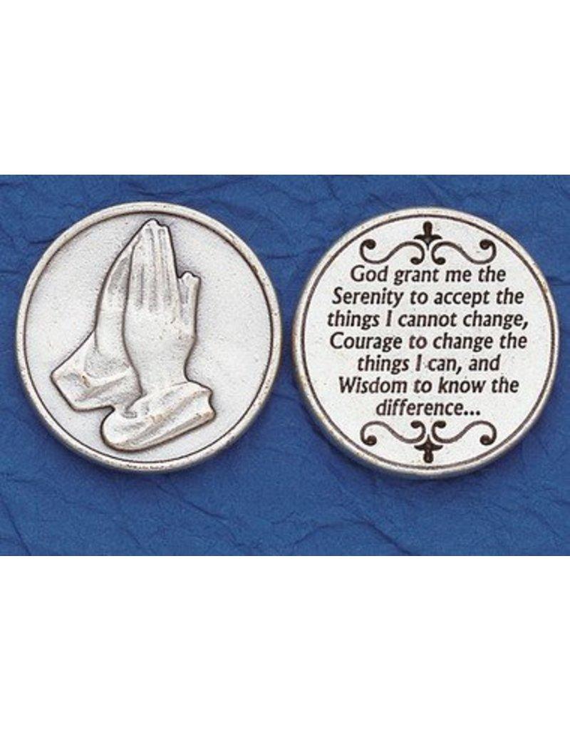 Lumen Mundi Serenity Prayer Token