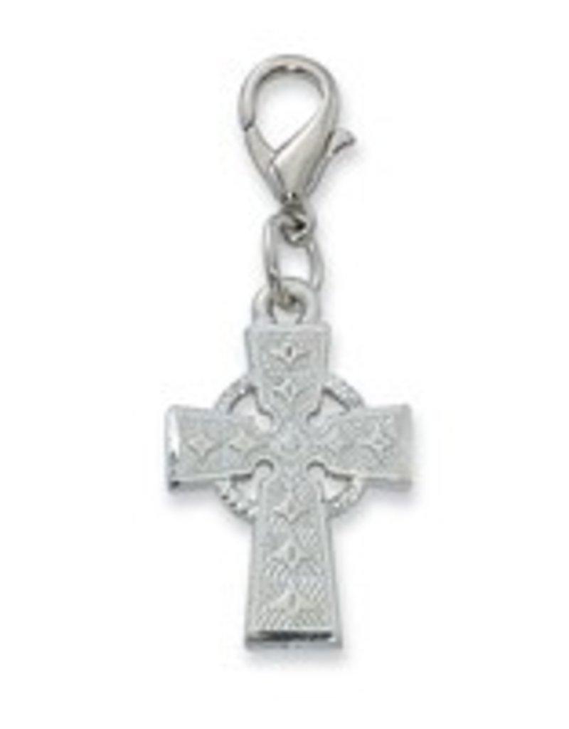 McVan Celtic Cross Clippable Charm