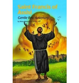 Pauline Books & Publishing Saint Francis of Assisi -- Gentle Revolutionary
