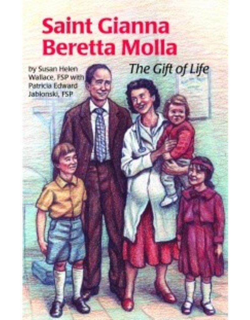 Pauline Books & Publishing Saint Gianna Beretta Molla: The Gift of Life