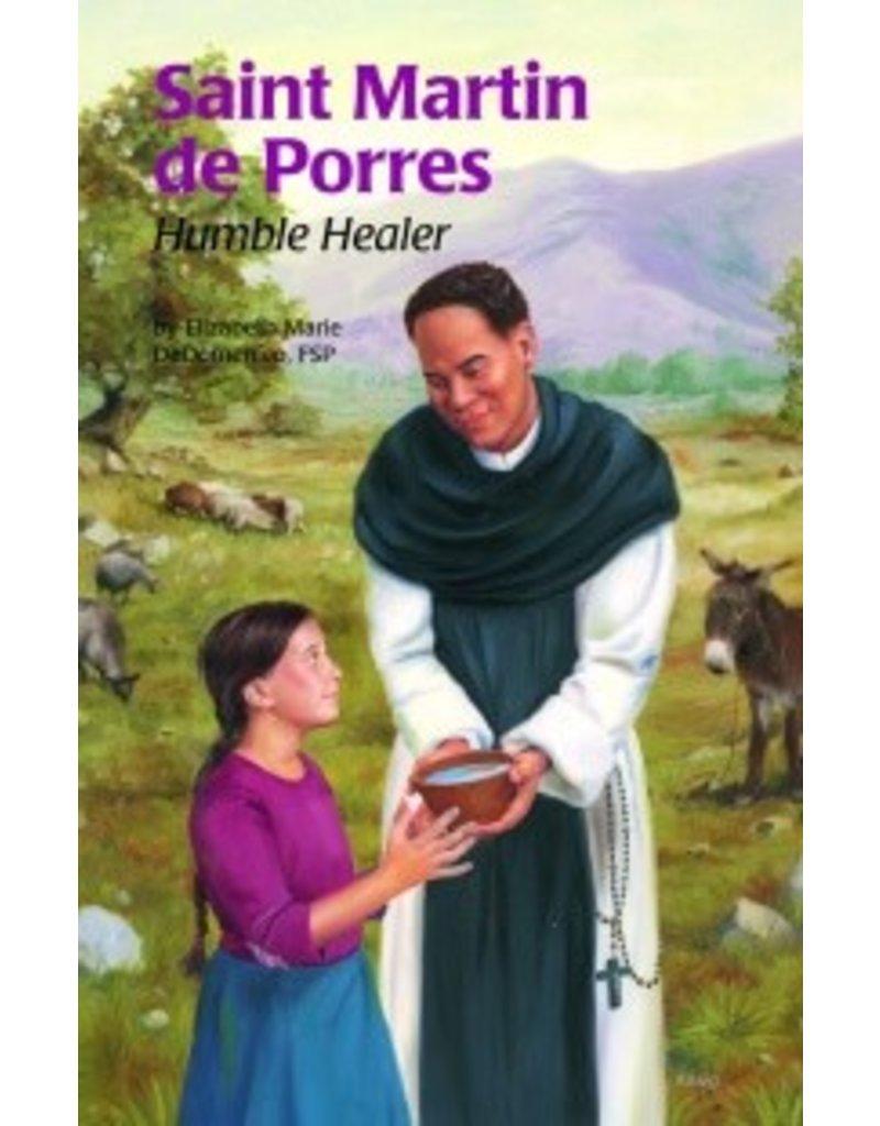 Pauline Books & Publishing Saint Martin De Porres Humble Healer