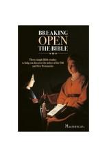 Ignatius Press Magnificat Breaking Open the Bible