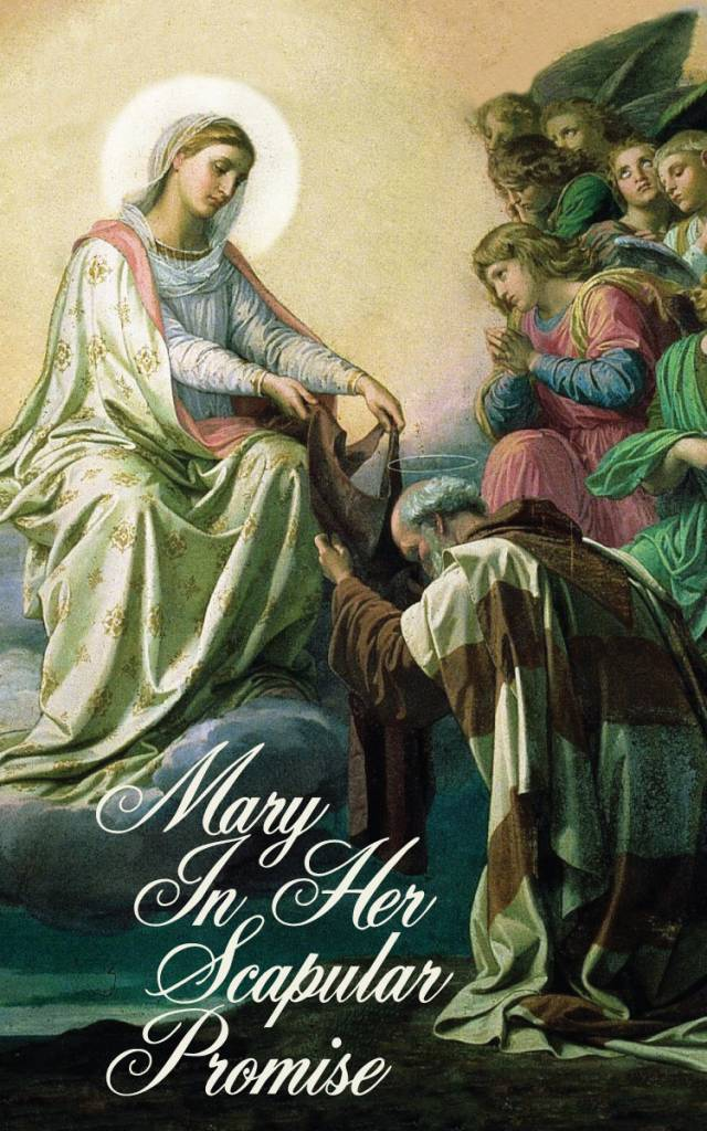Refuge of Sinners Publishing Mary In Her Scapular Promise