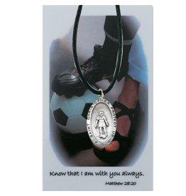 McVan Girls Soccer Prayer Card Set