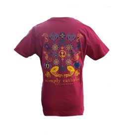 Simply Catholic Simply Catholic Women's Religious T-Shirt