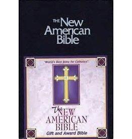 Catholic Book Publishing Corp Navy Blue New American Bible