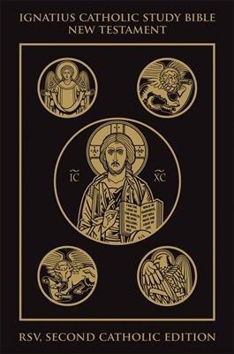 Ignatius Press Ignatius Catholic Study Bible New Testament (RSV 2nd Edition) Hardback