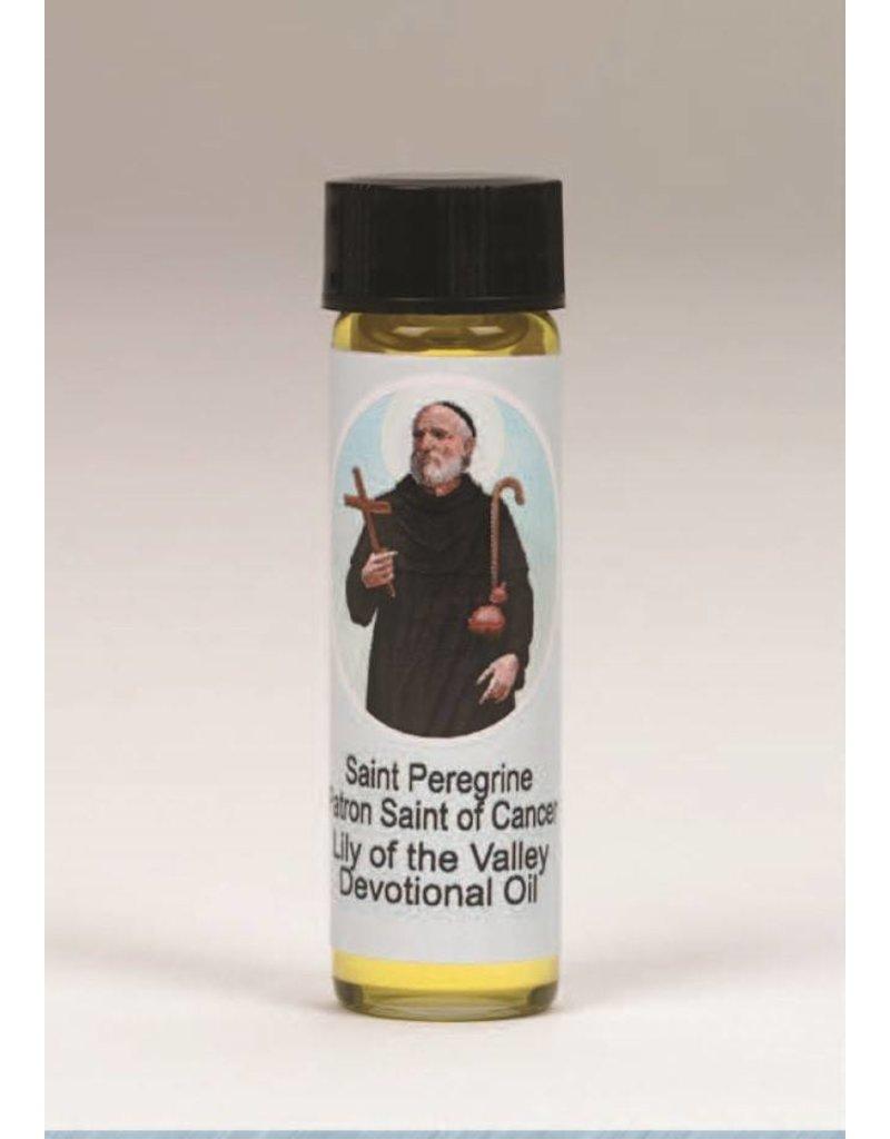Lumen Mundi 0.25oz Saint Peregrine Lily of the Valley Scented Devotional Oil