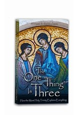 Marian Press The 'One Thing' Is Three